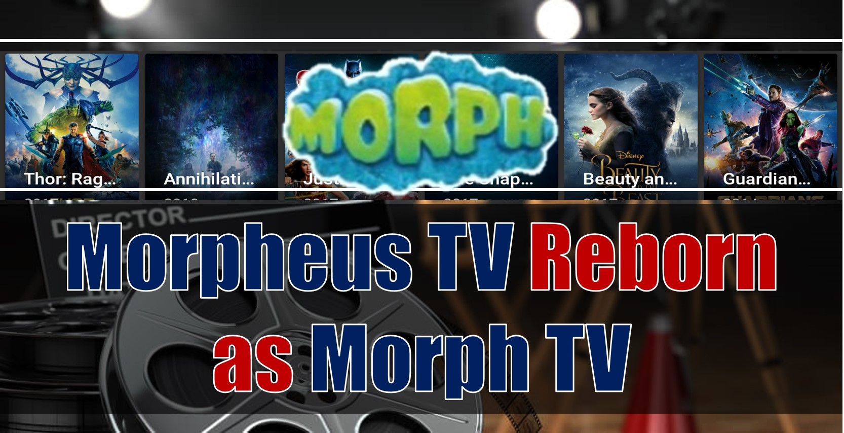 Morph TV APK | Download for Android, iOS, PC, Fire TV, Firestick